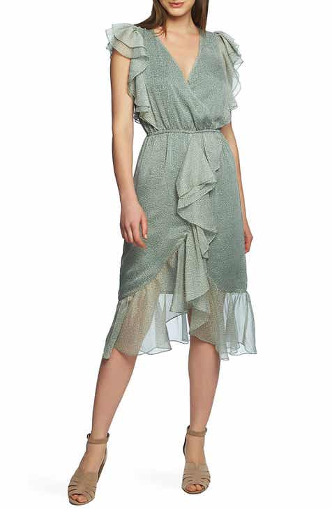 Dress the Population Brooke Twist Front Gown by DRESS THE POPULATION