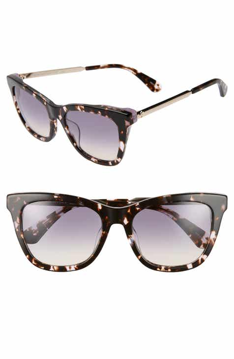 5a938d245afd kate spade new york alexanes 53mm cat eye sunglasses