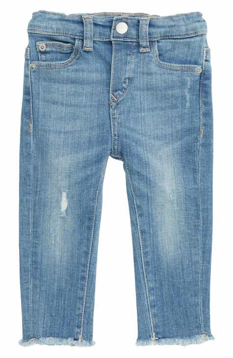 DL1961 Sophie Distressed Skinny Jeans (Baby)