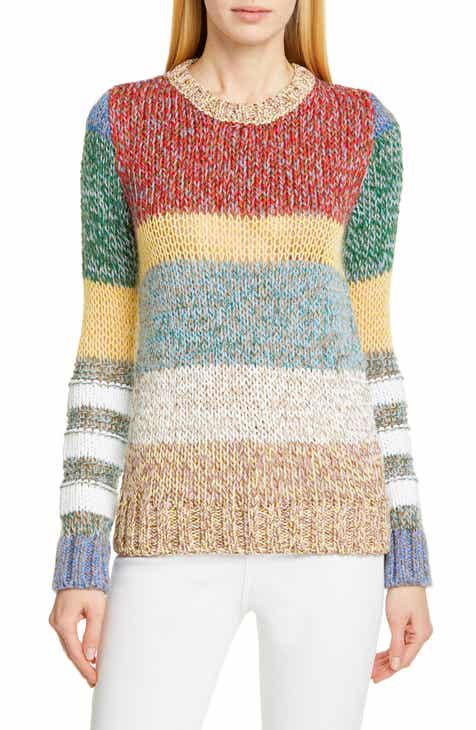 Nº21 Colorblock Sweater by N.21