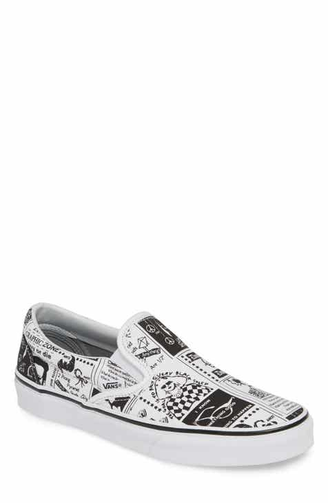 ac5d3dc9b146fb Vans x Ashley Williams Print Classic Slip-On Sneaker (Unisex)