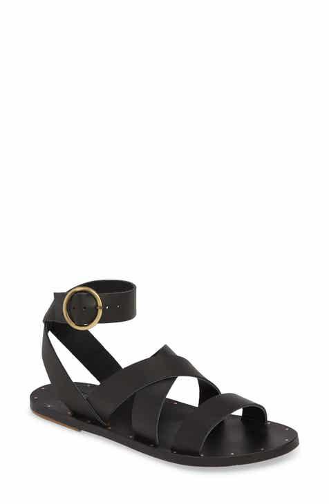 ad3f90cda Beek Lora Strappy Flat Sandal (Women)