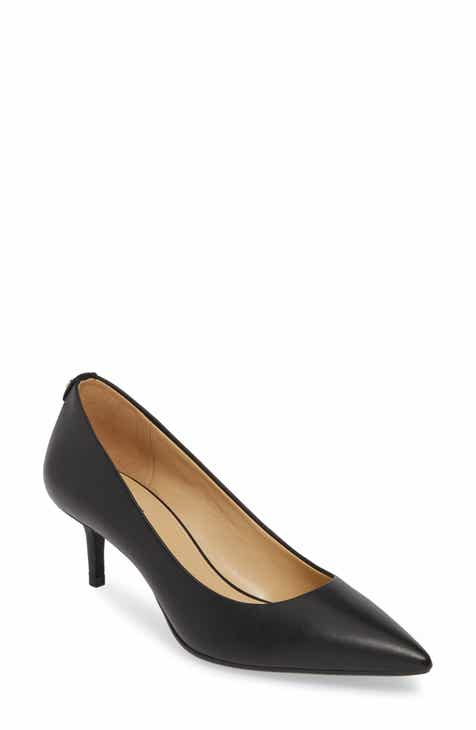 080c9376e7de MICHAEL Michael Kors Flex Kitten Pump (Women)