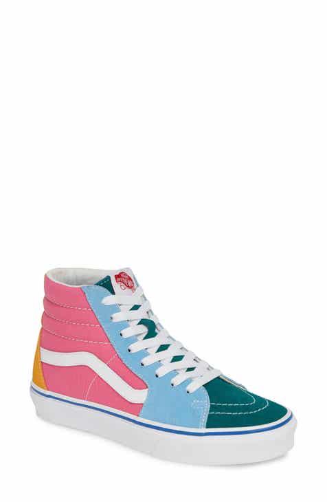 d499802fd45580 Vans Sk8-Hi Colorblock Sneaker (Women)