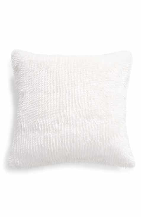 edddfafdb767 Nordstrom at Home Quill Faux Fur Accent Pillow