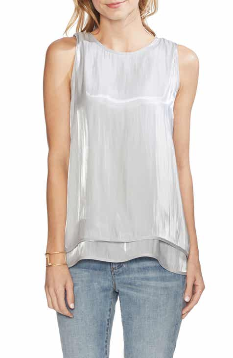 882a5c8100189 Vince Camuto Iridescent Tank