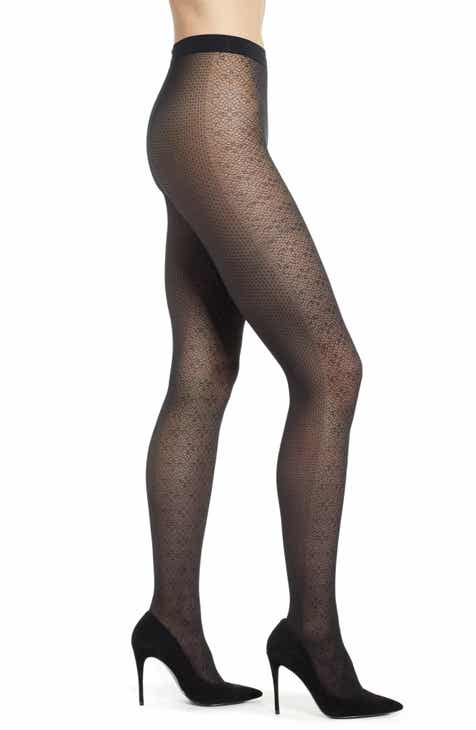 Natori Wool Blend Tights by NATORI