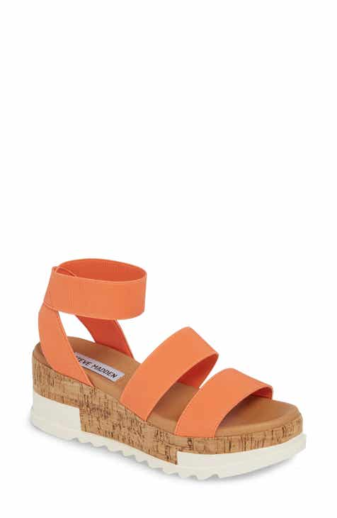 3f5103be46a Steve Madden Bandi Platform Wedge Sandal (Women)