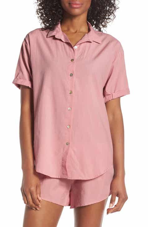 Papinelle Whale Beach Pajama Top by PAPINELLE