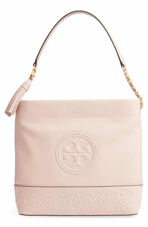 3209039820c1 Tory Burch Fleming Leather Hobo