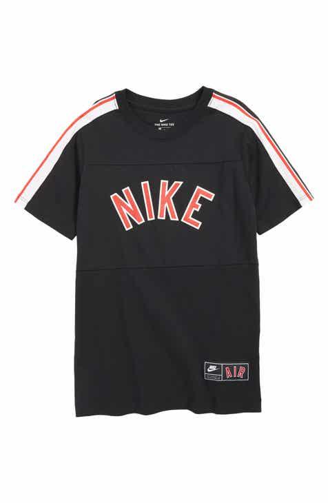 7a4bbeb33f Nike Air Stripe Sleeve T-Shirt (Little Boys   Big Boys)