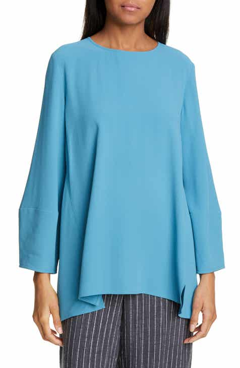 9e1b67d6a9acf Eileen Fisher Silk Top