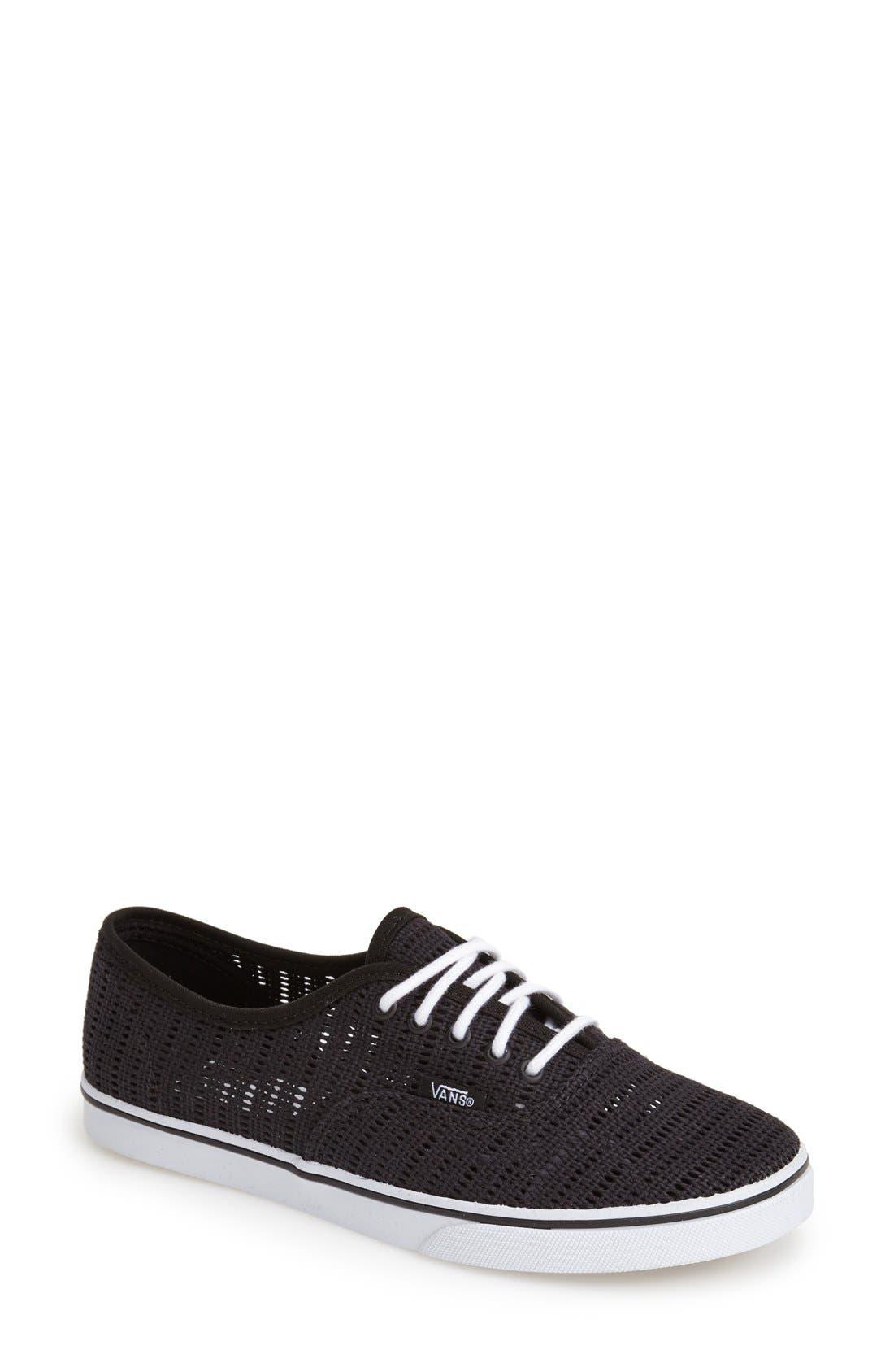 Alternate Image 1 Selected - Vans 'Lo Pro' Sneaker (Women)