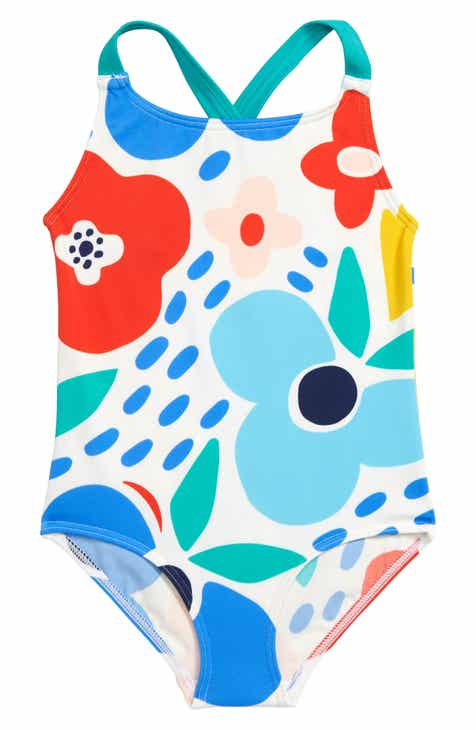 2c13584200a74 Mini Boden Print One-Piece Swimsuit (Toddler Girls, Little Girls & Big Girls )