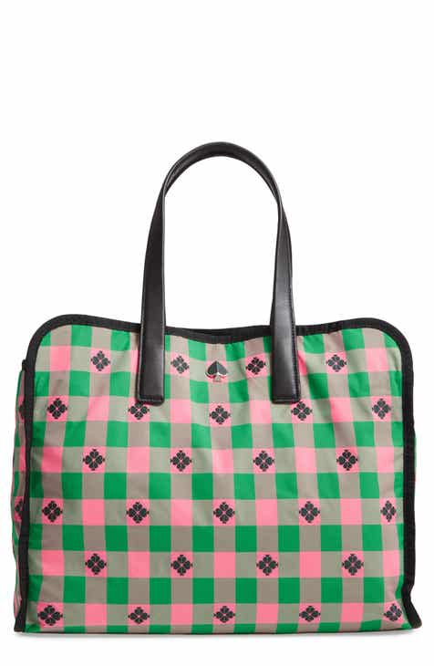kate spade new york large morley print tote 1bf6b8b8022ad