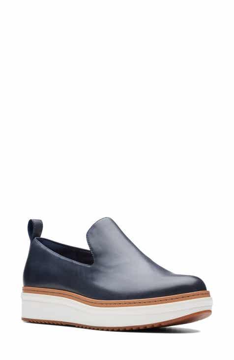 270c438af40 Clarks® Teadale Genna Platform Loafer (Women)