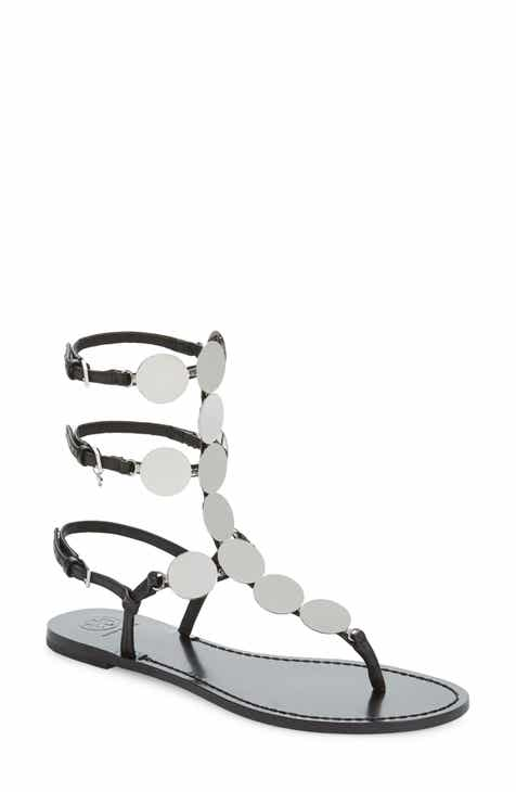 88a48aa60ca6 Tory Burch Patos Disk Gladiator Sandal (Women)