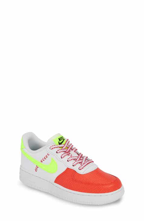 online store 73684 c3414 Nike Air Force 1 Ball Sneaker (Baby, Walker, Toddler   Little Kid)