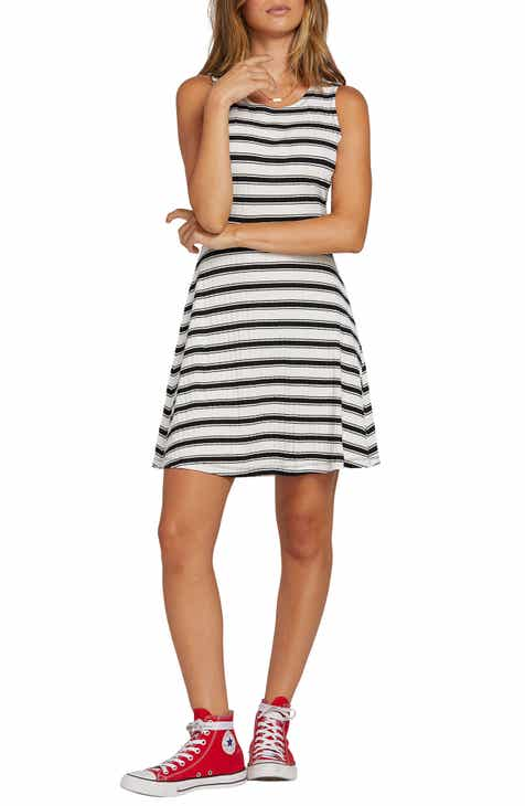 Reformation Quin Tie Sleeve Minidress by REFORMATION