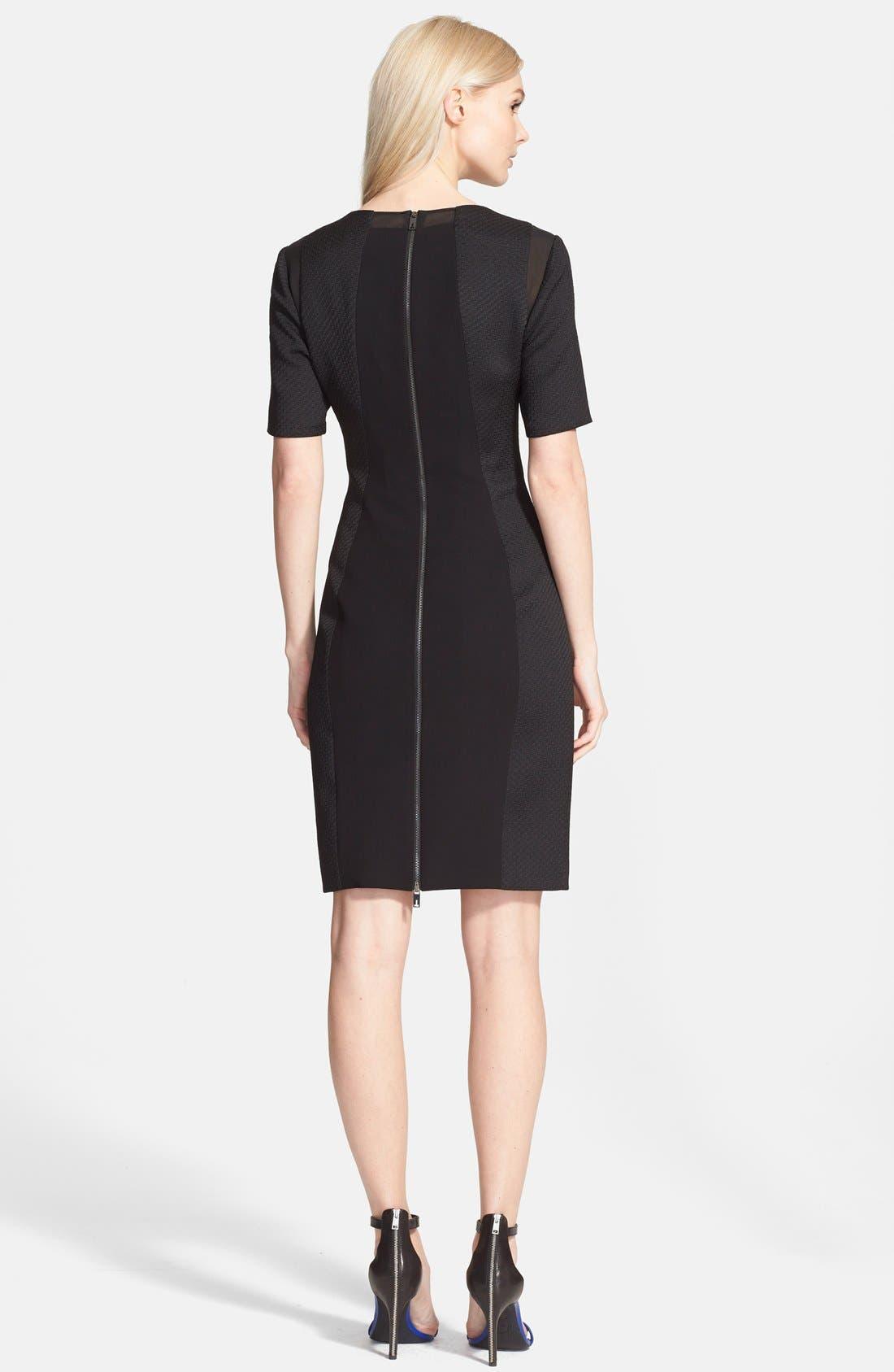 Alternate Image 2  - Ted Baker 'Abade' Body-Con Dress