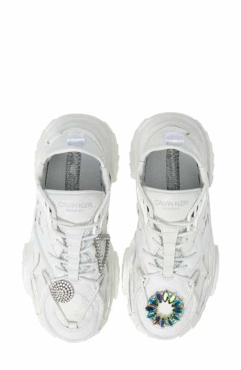 1322c88842 Calvin Klein 205W39NYC Strike Jewel Sneaker (Women)