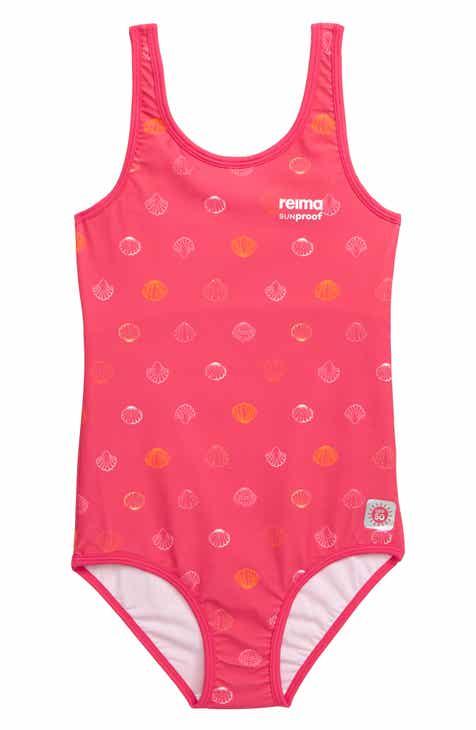 14a2a5b453 Reima Sumatra One-Piece Swimsuit (Toddler Girls