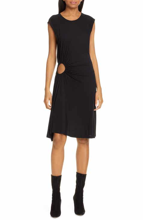 A.L.C. Hartwell Side Cutout Dress