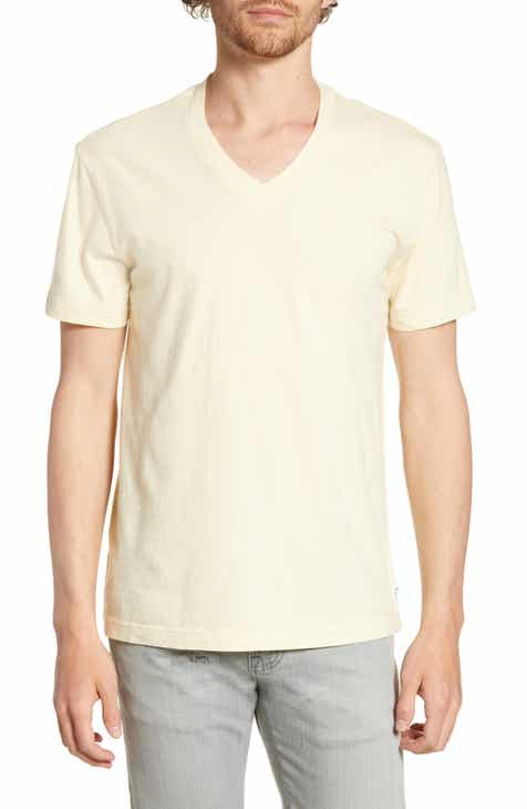 6131b644c4 James Perse Short Sleeve V-Neck T-Shirt