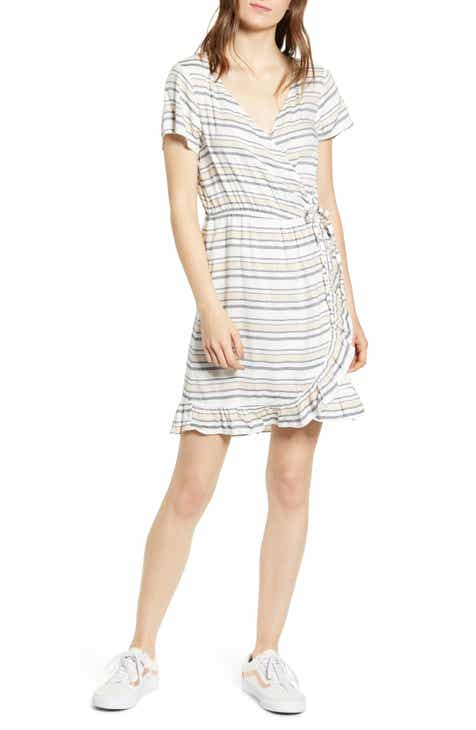 Gucci Ruffle Tie Neck Dress by GUCCI