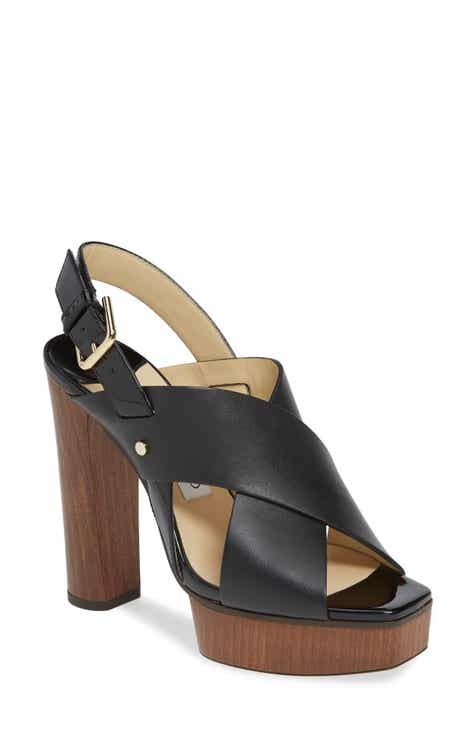 0ef769677 Jimmy Choo Aix Platform Slingback Sandal (Women)
