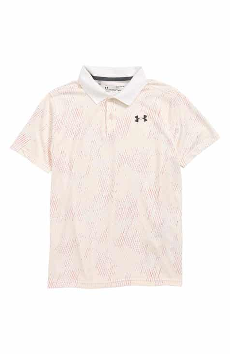 e5283599e54a Under Armour Performance Polo (Big Boys)