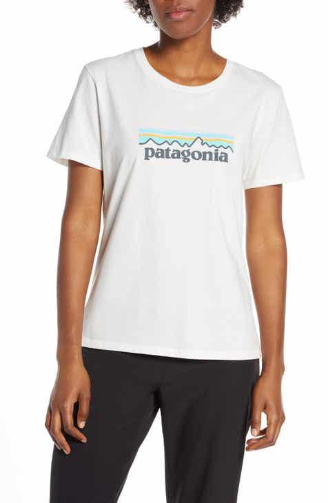 e27aa64a8ee390 Patagonia P-6 Logo Tee