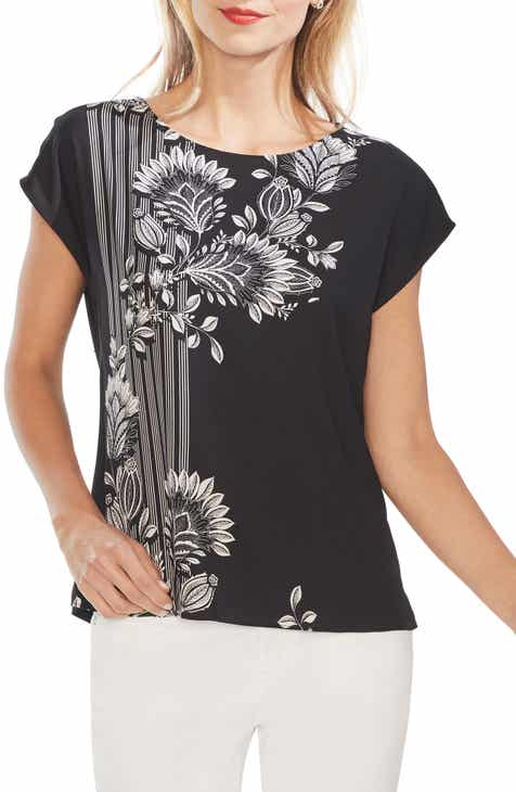Vince Camuto Ornate Melody Blouse