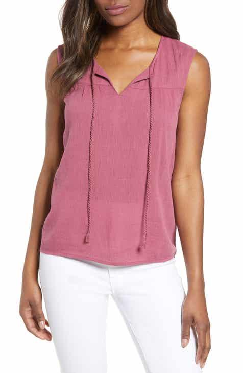 84b768afe Women's Purple Tops | Nordstrom
