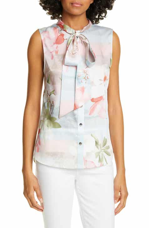 8496121bbb8 Women's Ted Baker London Tops | Nordstrom