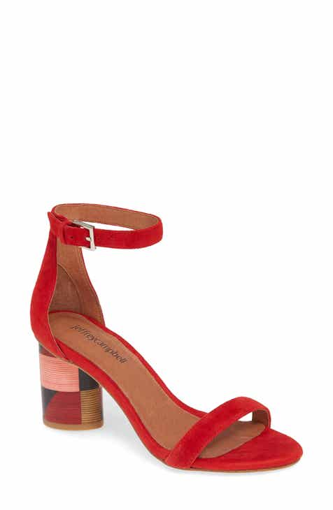 cc552999946 Jeffrey Campbell Purdy Statement Heel Sandal (Women)