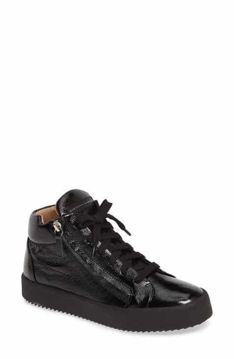 05370525da8f Giuseppe Zanotti May London Mid Top Sneaker (Women)