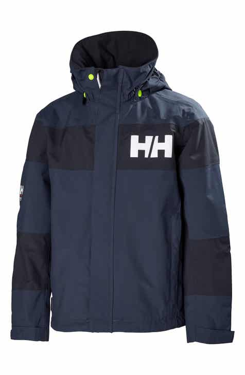 c0fb74581071 Helly Hansen Salt Port Waterproof Jacket (Big Boys)