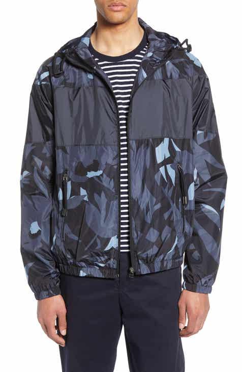 6b86836c4d04 BOSS Cravel Water Repellent Hooded Jacket