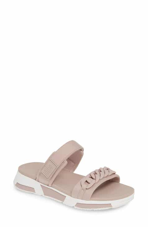 4db4e1ec4 FitFlop Heda Chain Slide Sandal (Women)