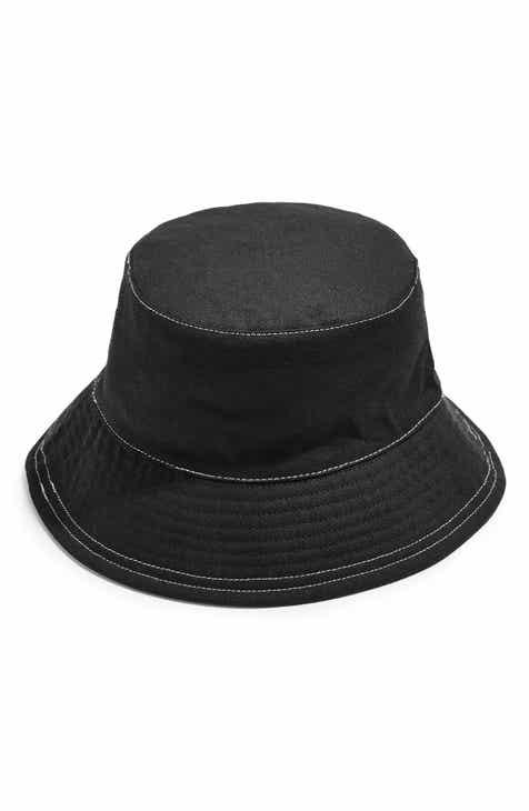 05161bc081d8a Topshop Topstitch Bucket Hat