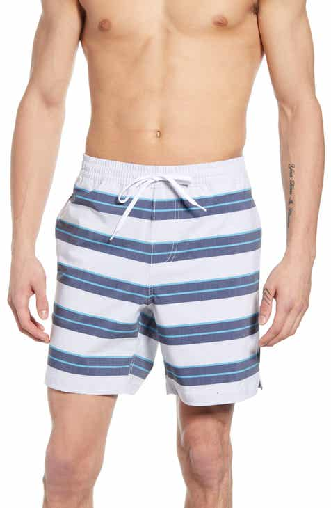 aacf9971d2 Vans Back Patio Stripe Board Shorts