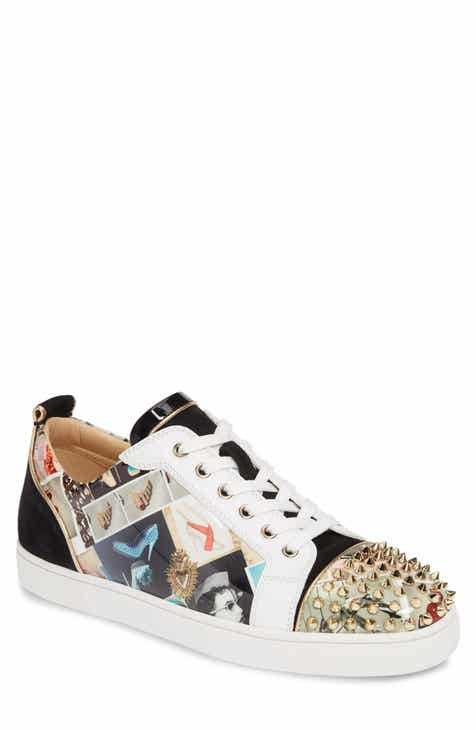 Christian Louboutin Louis Junior Spikes Sneaker (Men)
