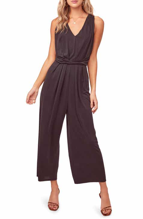 f5694436150 Women's Black Jumpsuits & Rompers | Nordstrom