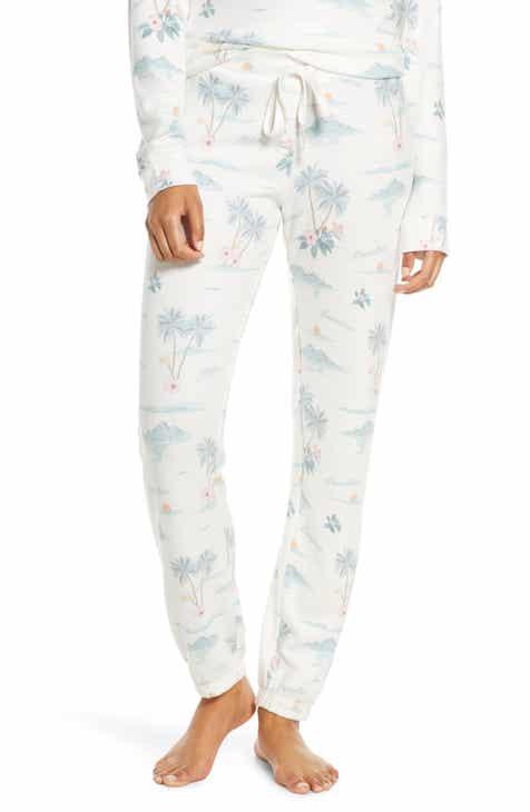 38cf90079dcd3e PJ Salvage Paradise Dream Banded Lounge Pants