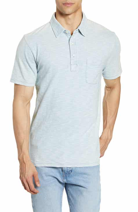 051eac70 Faherty Bliss Regular Fit Polo