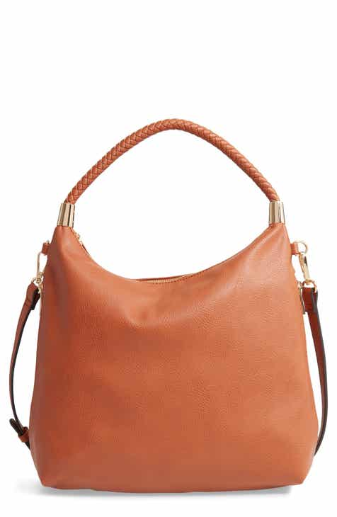 wholesale dealer 34490 0c906 Sole Society Dunne Faux Leather Crossbody Bag