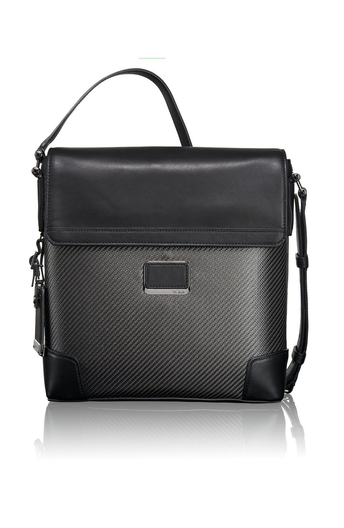Alternate Image 1 Selected - Tumi 'CFX - Suzuka' Carbon Fiber Crossbody Bag