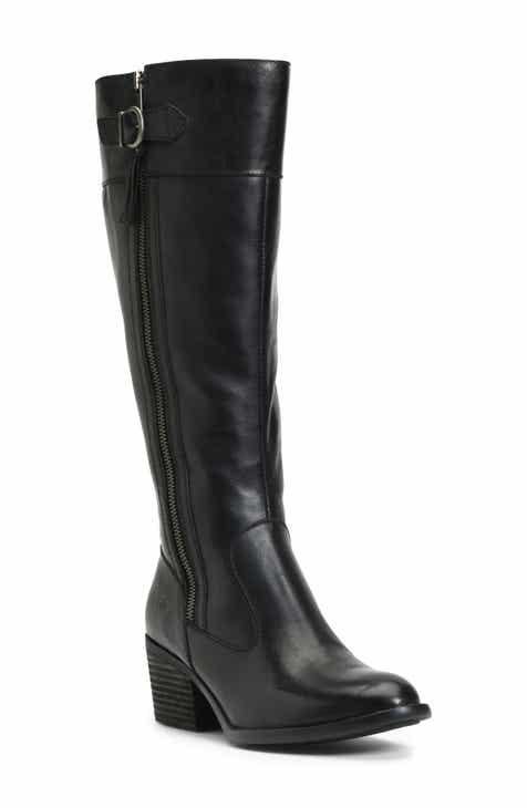 6ed68bf6e Women's Black Comfort Boots   Nordstrom