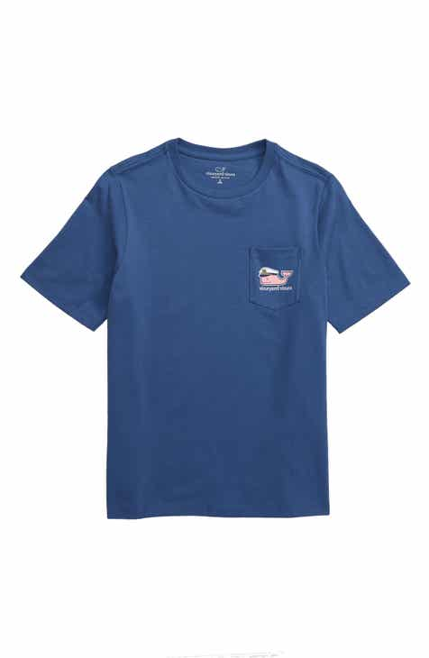 c1d1d25f1 vineyard vines Lobster Bake Whale T-Shirt (Toddler Boys & Little Boys)